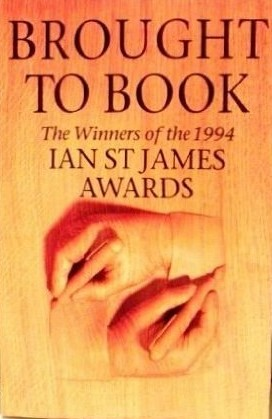 Book cover of hands drawing each other