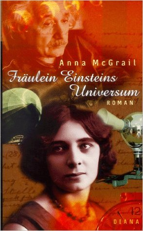 Book Cover of Fraulein Einsteins Universum